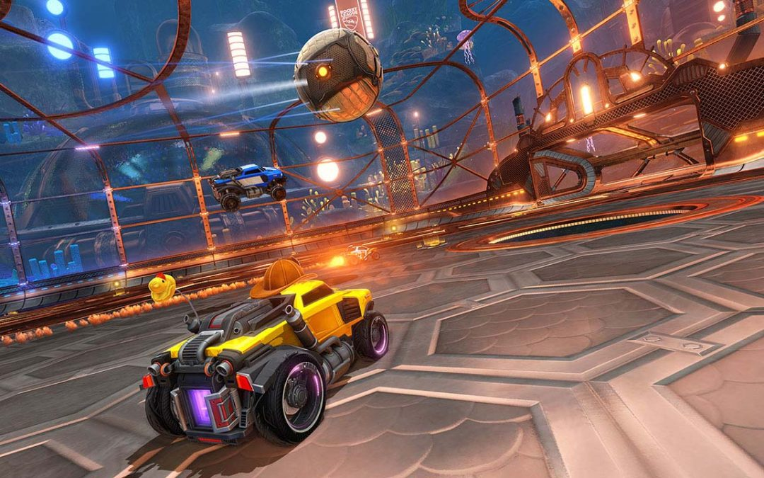 Rocket League 2v2 Strategy – The Mindset Behind Pressuring