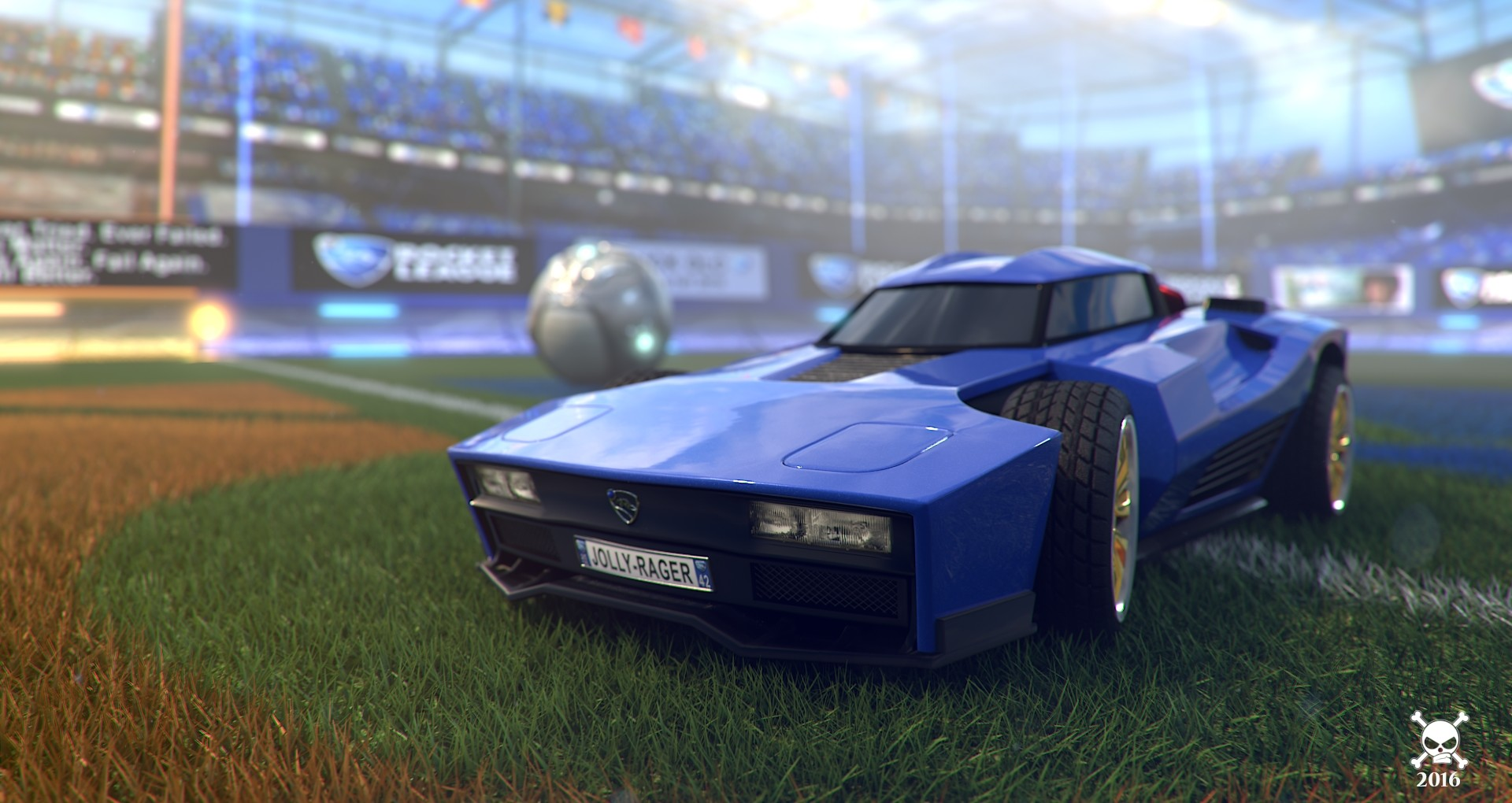 Rocket League Breakout Car Stats