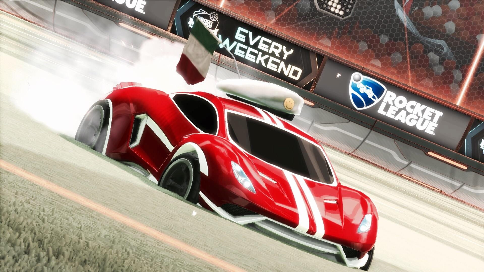 Rocket League Endo Car Stats