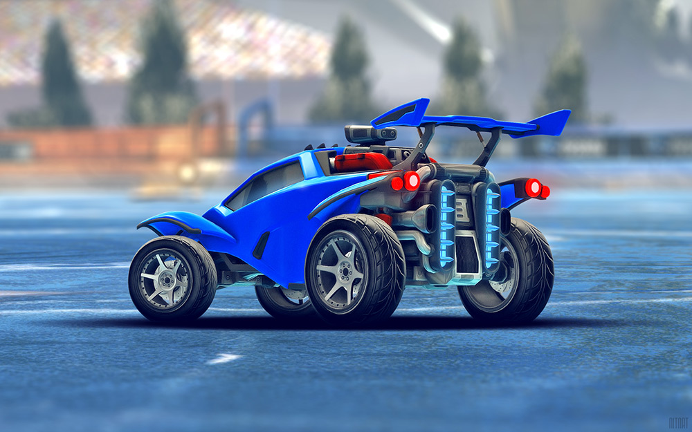 Rocket League Octane Car Stats
