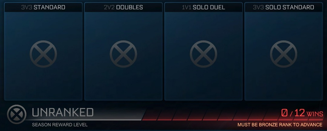 Rocket League Season Reward System